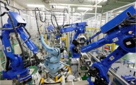 Nieuwe productiefaciliteit voor robots in Europa