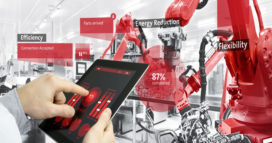 Contouren Smart Industry 2018-2021 aangeboden aan minister Kamp