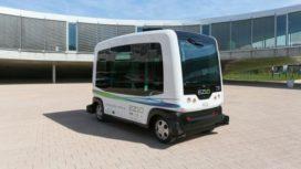 Doorontwikkeling autonoom voertuig WEpod