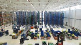 Scania Logistics Netherlands opent nieuw logistiek centrum in Zwolle