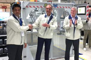 Omron installeert twee nieuwe productielijnen in Nederland
