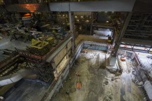 Mega-installatie Tata Steel krijgt vorm
