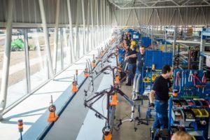Gazelle krijgt de meest duurzame fietsfabriek van Nederland