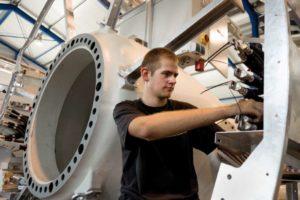 De eerste waterstofmolen voor duurzame brandstof komt in Nederland