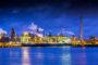 Tata Steel vervangt straatverlichting door reflectoren