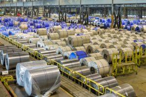 Kunststoffen produceren met afvalgas van staalindustrie