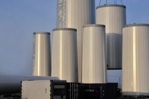 Fabriek voor modulaire windmolenmasten naar Eemshaven