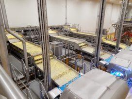 Agristo neemt nieuwe fabriek in gebruik