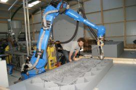Producten tot zes meter lengte 3D-printen