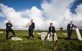 Circulaire isolatiefabriek officieel geopend door koning Willem Alexander