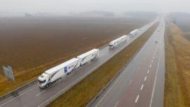 Platooning wordt truckmerk onafhankelijk