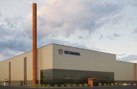 Scania investeert in energiezuinige gieterij