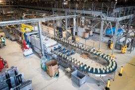 Nieuwe productielijn voor Spa Monopole