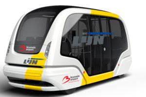 Brussels Airport zet zelfrijdende bussen in op openbare weg