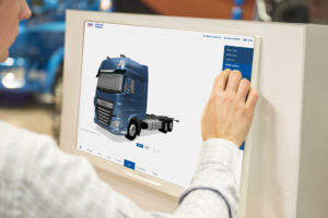 Daf Trucks minimaliseert doorlooptijd dankzij 3D Truck Configurator