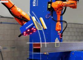 Nieuwe hal voor robottechnologiecentrum voor enkelstuksproductie