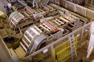 Nieuwe palletmachine produceert 720 pallets per uur